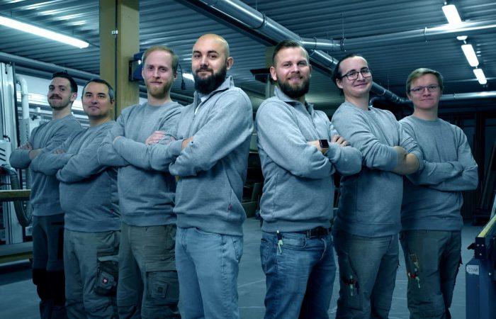 Team für Innenausbau Mettmann Schneiderwerk